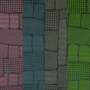 Fabriano Patchwork Fabric