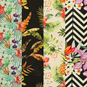 Freedom Floral Fabric