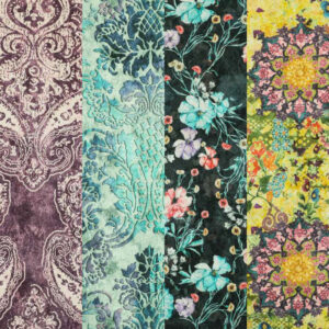 Glamour Floral Fabric