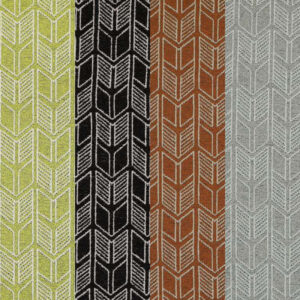 Piccadilly Chevron Fabric